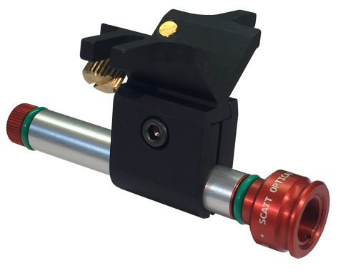 Optical sensor WS-M02 on S9 clamp