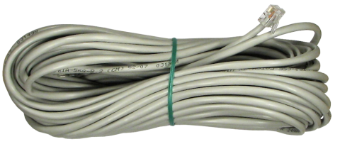 Electronic target interface cable