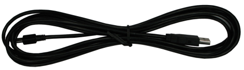 Optical sensor interface cable